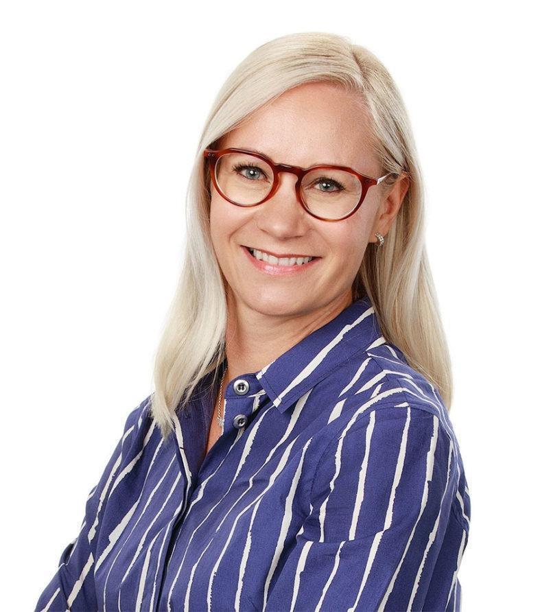 henkilöstöpäällikkö Johanna Laitila