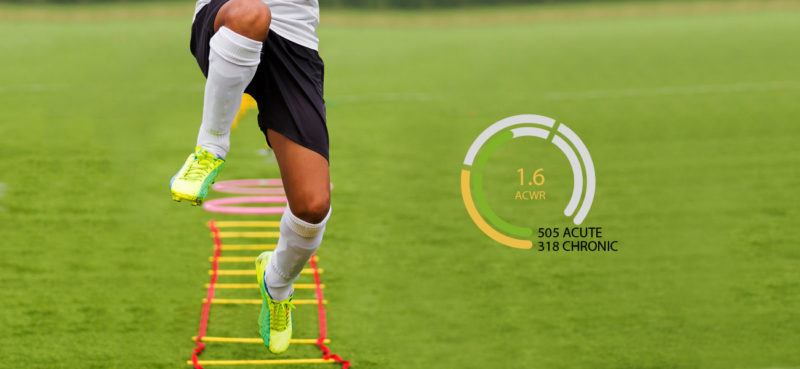 firstbeat sports acute vs chronic training load