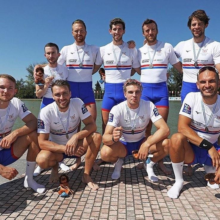 tom george team gb rowing