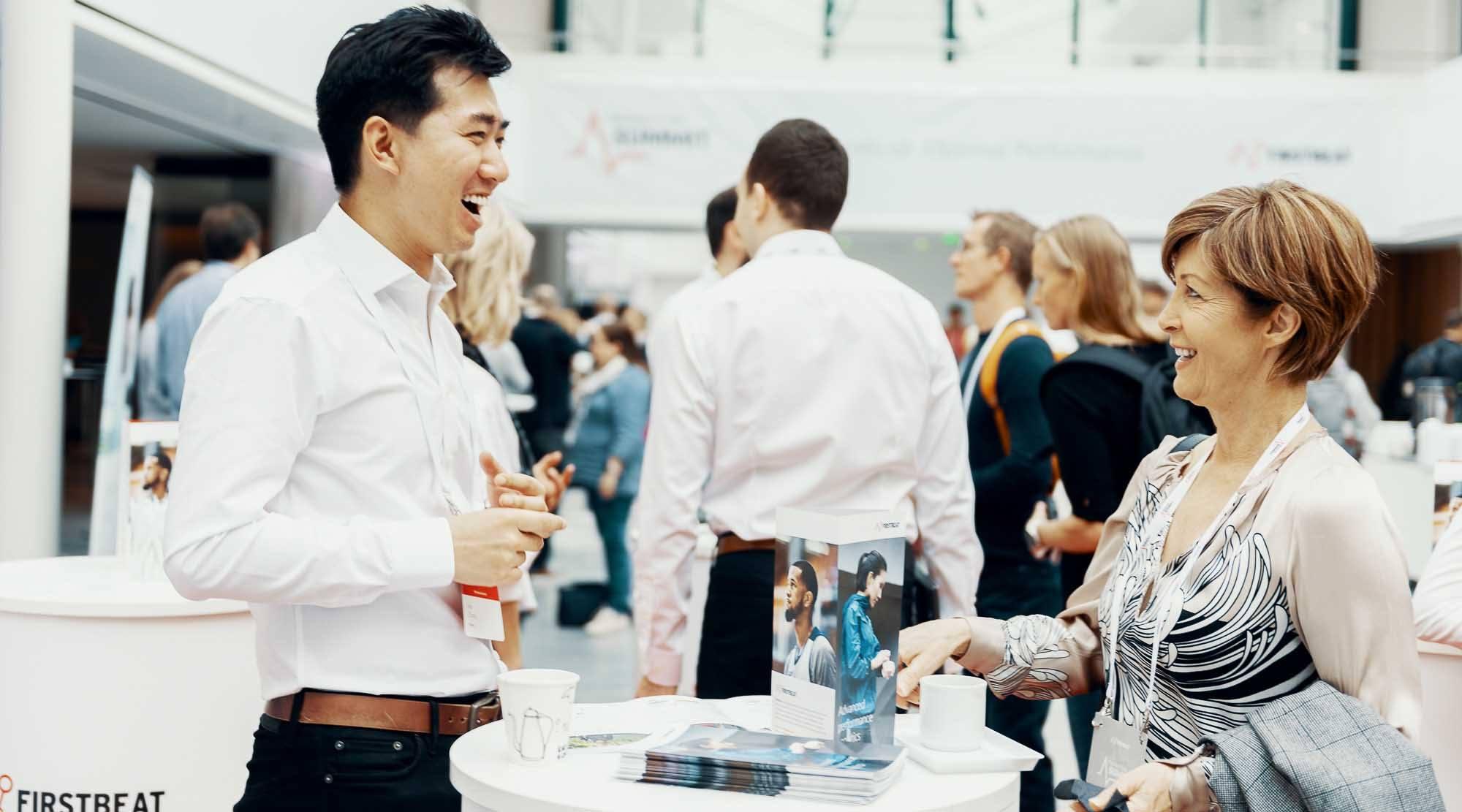 Firstbeat HRV Summit 2019 in Helsinki