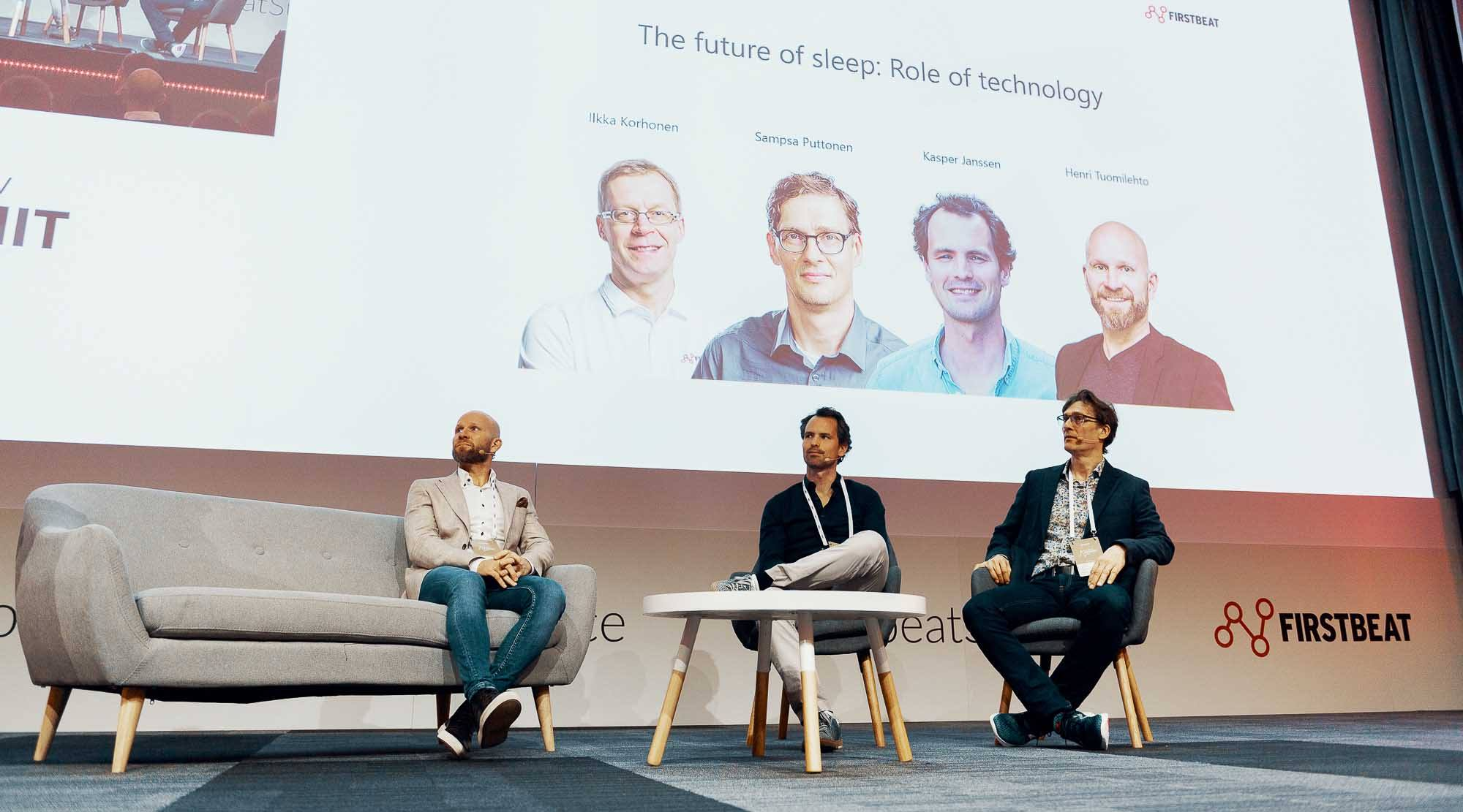 The future of sleep: Role of technology Panel discussion