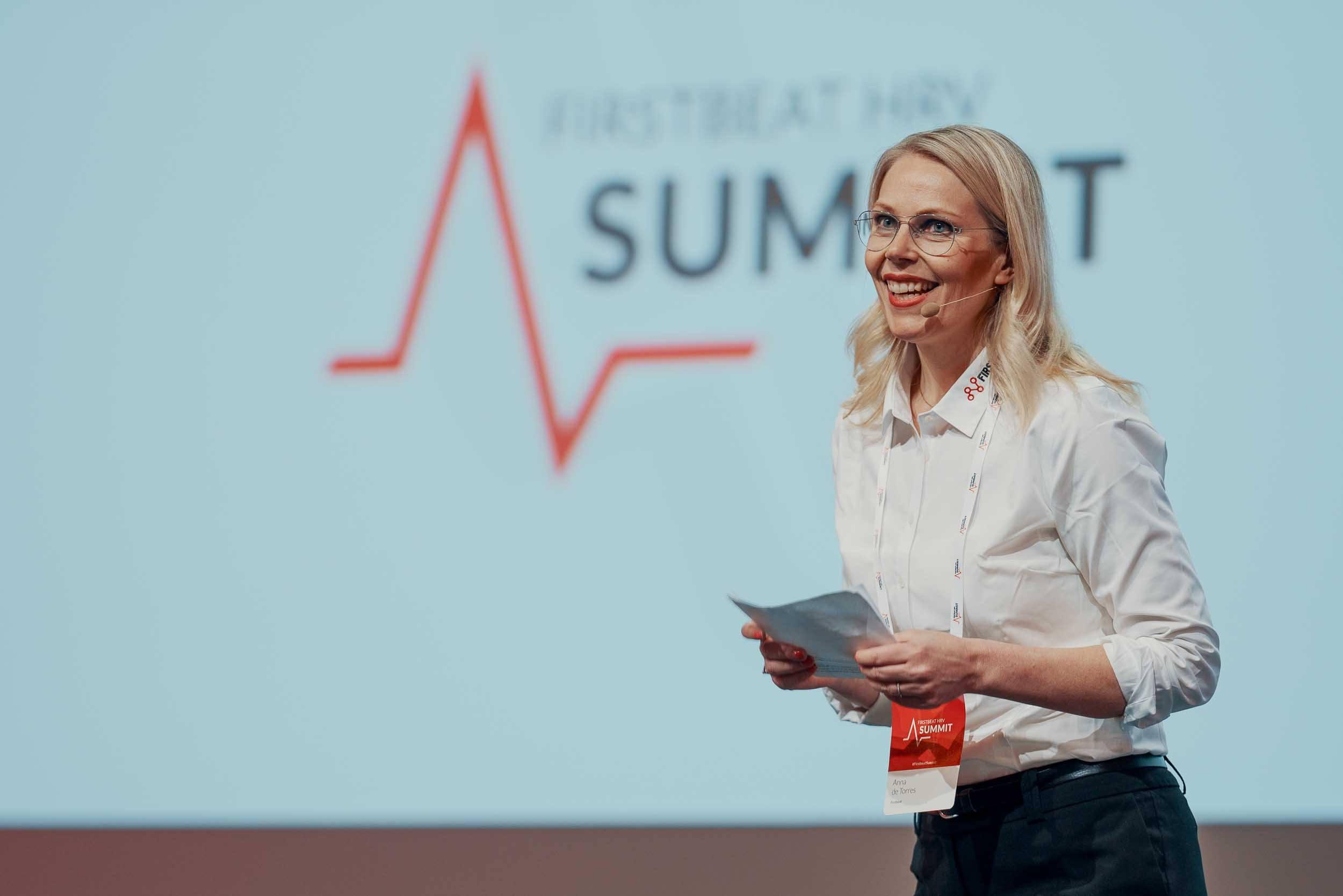 Anna de Torres, Marketing Director, Firstbeat