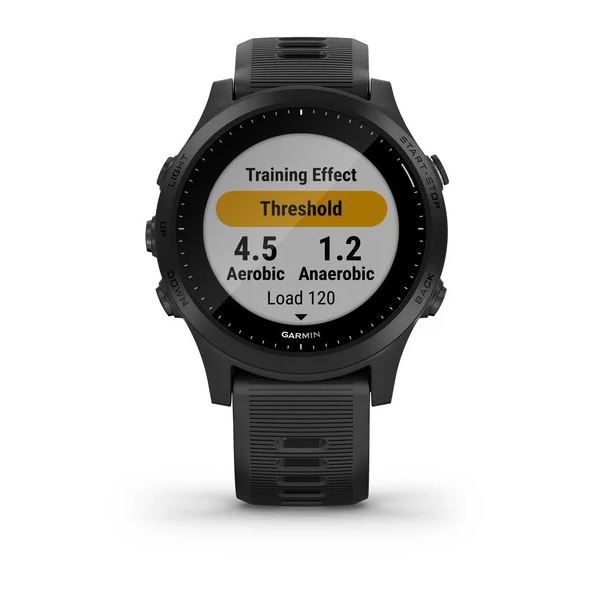 Garmin Forerunner 945 - Workout Labels