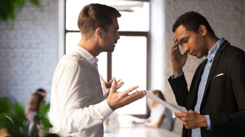 Huono johtaminen ei karkoittaa työntekijöitä