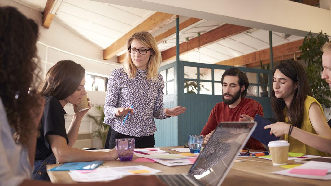 Strategisen työhyvinvoinnin suunnittelukokous