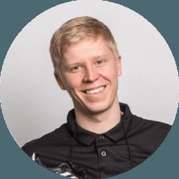 Mikke Salminen, Customer Success Manager, Firstbeat