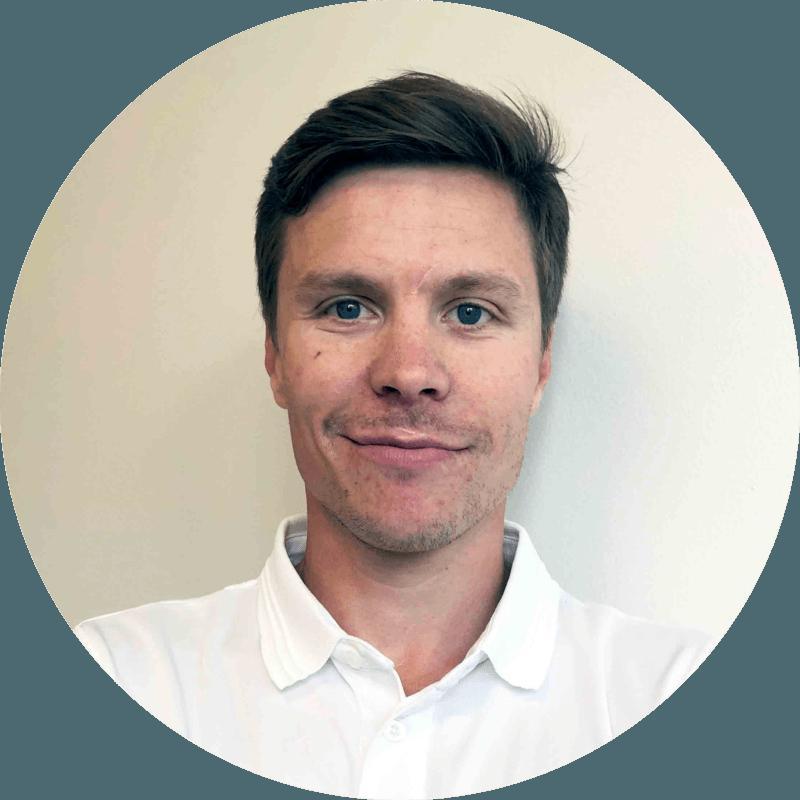 Henrik Forsberg, Customer Success Manager, Firstbeat