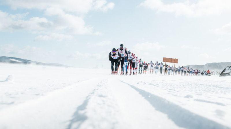 Terhi Pollari haastoi itsensä osallistumalla Nordenskjöldloppettiin