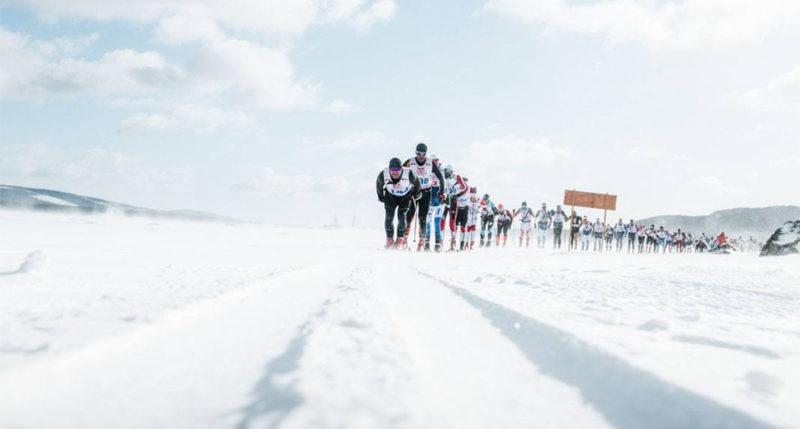 Terhi Pollari challenged herself at Nordenskjöldloppet