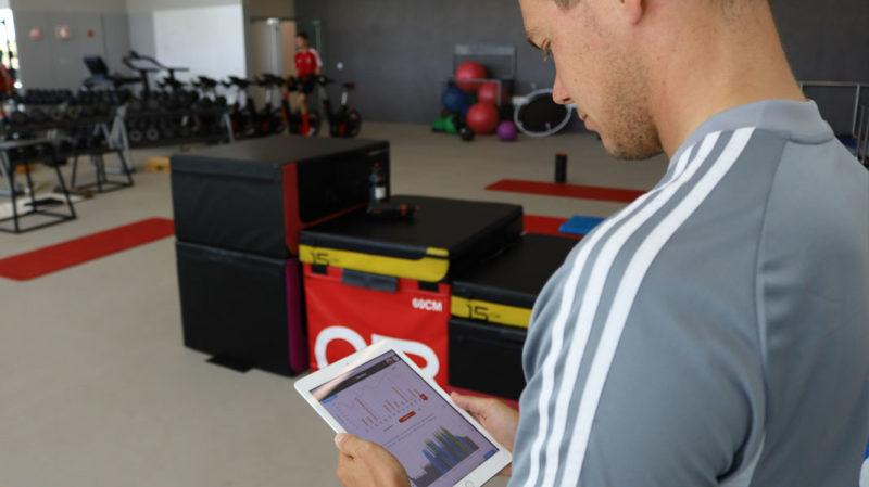 Benfica uses Firstbeat Sports