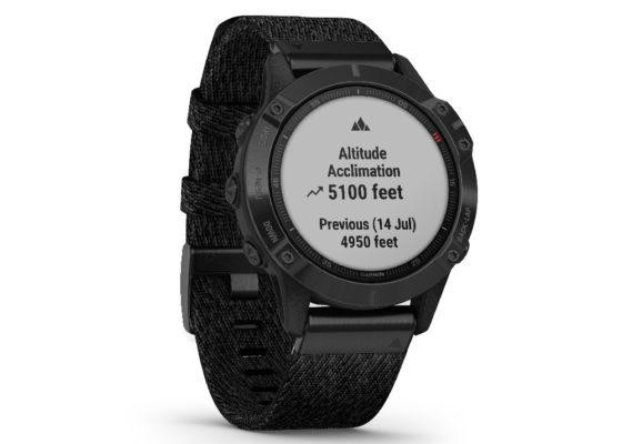 Garmin Fenix 6 Black