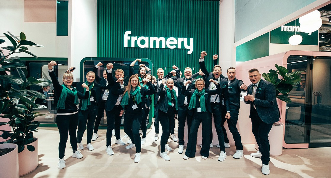Framery team