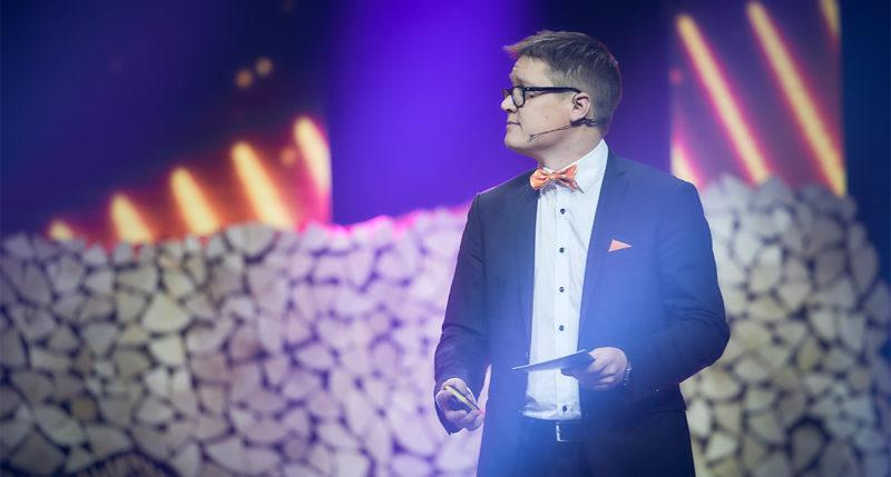 Hans-Pieter Siefen - Nordic Business Forum