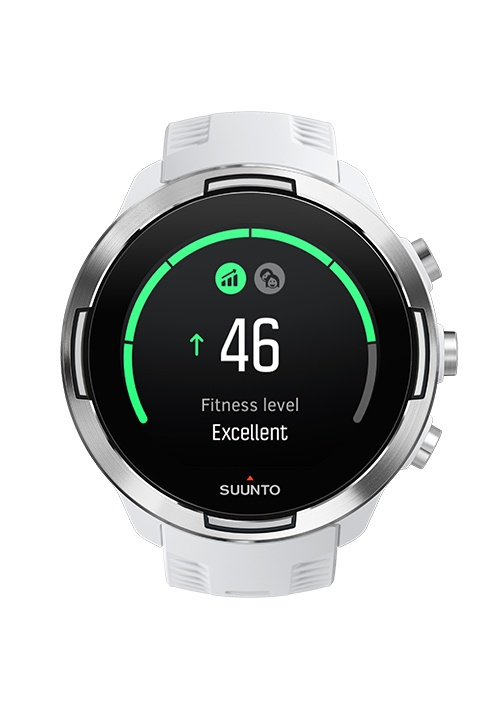 Suunto 9 VO2max Fitness Level