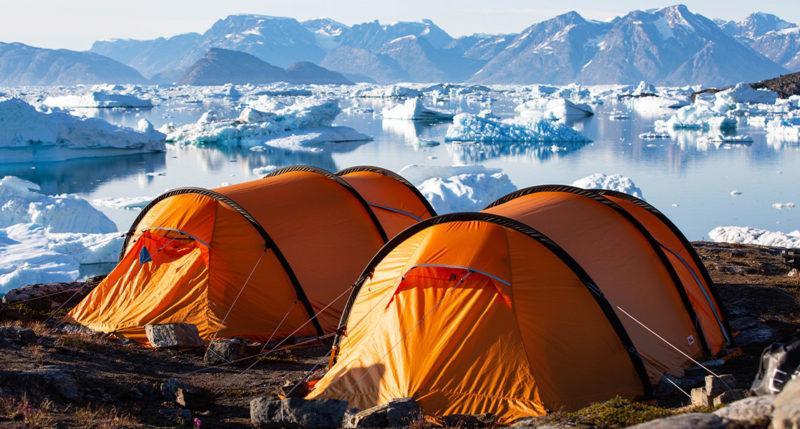 Leiri Grönlannissa