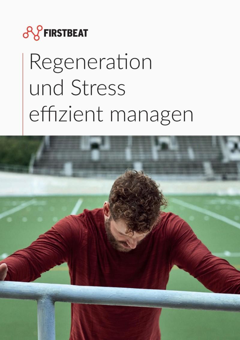 Firstbeat Sports Guide | Regeneration und Stress effizient managen