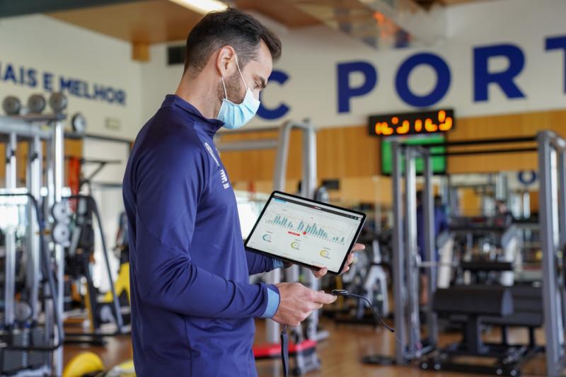 Telmo Sousa |FC Porto geht in der langjährigen Nutzung von Firstbeat Sports den nächsten Schritt